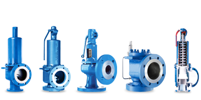 Flanged Safety Valves